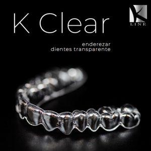 Niềng răng trong suốt K Clear - K Line Châu Âu